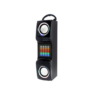 Craig Color-Changing Bluetooth Portable Speaker w/3.5Mm Aux Jack - CHT848