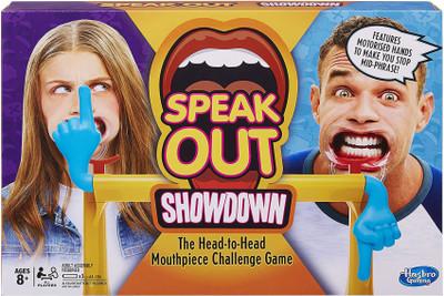 Hasbro Gaming Speak Out Showdown