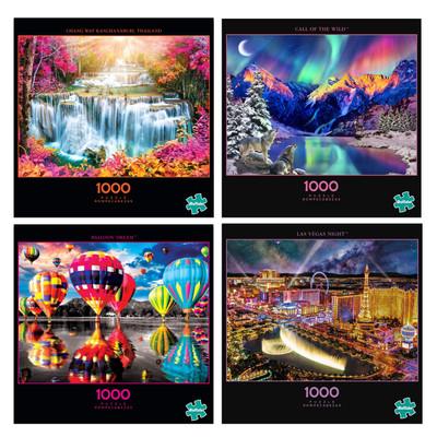 1000 Piece Jigsaw Puzzle Different Artwork Photography Premium Quality