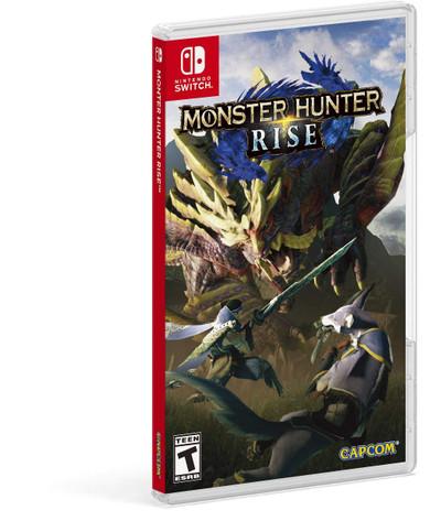 Monster Hunter Rise Region Free for Nintendo Switch