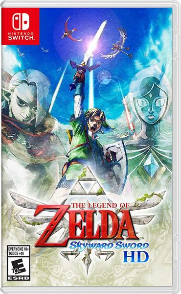 The Legend of Zelda: Skyward Sword HD - Nintendo Switch Imported Region Free
