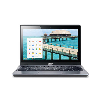 """Refurbished Acer Chromebook Touch C720P-2625 11.6"""" Multi-Touch LED Display Intel 2955U 1.40GHz 4GB 16GB SSD"""