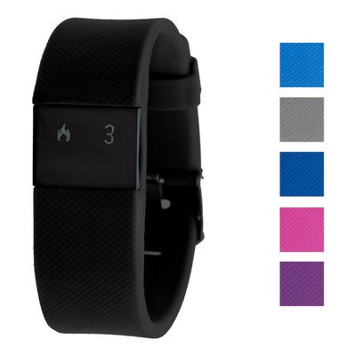 Everlast TR8 Activity Tracker and Heart Rate Monitor w/ Call and Messages Alerts