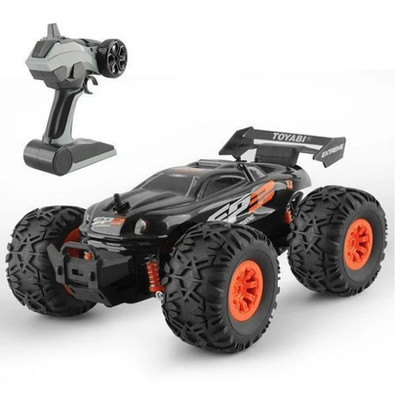 RC Car 2.4G 1/18 Monster Truck Controller Model Off-Road Vehicle Truck 15KM/H Radio Control Car toy cars