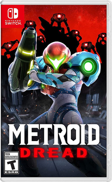 Metroid Dread Imported Region Free for Nintendo Switch