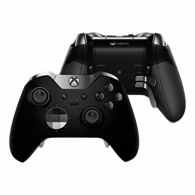 Refurbished Microsoft Xbox Elite Wireless Controller for Xbox One, Xbox One S & Windows 10