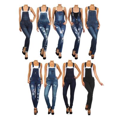 Bonage Fashion Designer Women's Overall Jumper Size 1 - Style 422