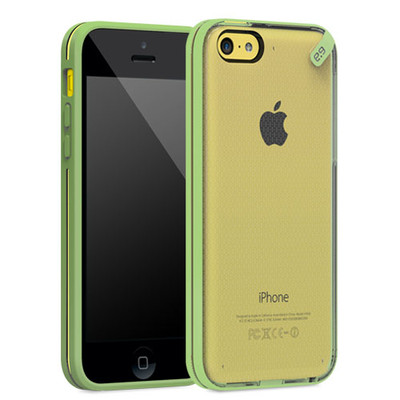 Pure Gear Slim Shell Protecive Cell Phone Case - Green - iPhone 5C