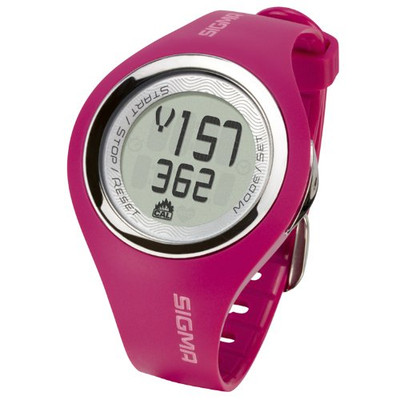Sigma PC 22.13 Man Heart Rate Monitor Digital Wrist Watch w/ Chestbelt