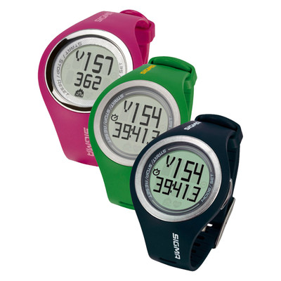 Sigma PC 22.13 Man Heart Rate Monitor Digital Wrist Watch w/ Chestbelt