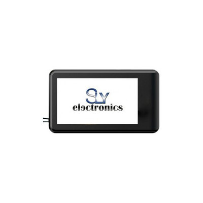 """Sly Electronics 4 GB Video MP3 Player 3"""" Touch Screen FM Radio Record"""