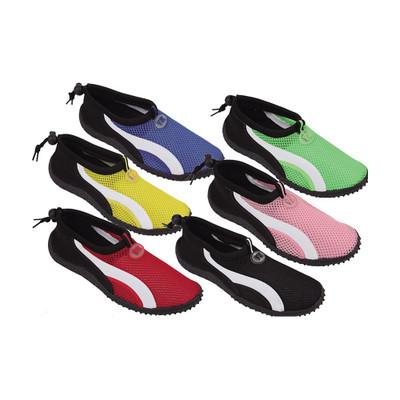 Aquatic Pool Beach/Surf Adjustable Slip-On Shoes Men's/Women's - All Sizes