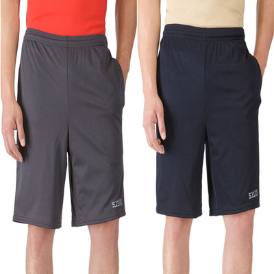 5.11 Tactical Performance Training Shorts - Charcoal or Dark Navy - 40108