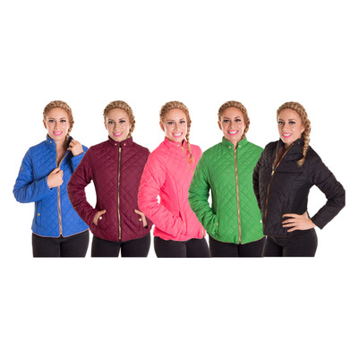 Alta Designer Fashion Women's Outerwear Insulated Jacket - Multiple Colors