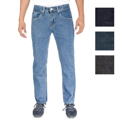 Alta Denim F-16 Designer Fashion Men's Straight Fit Jeans