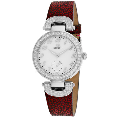 Roberto Bianci Women's Alessandra Watch Quartz Mineral Crystal RB0613