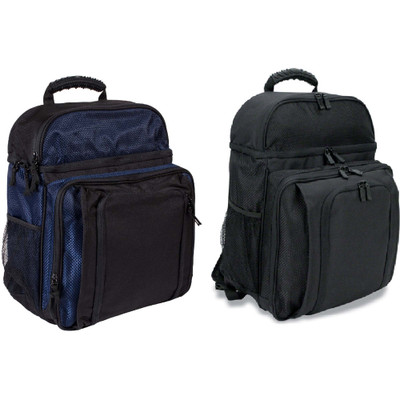 """Durable Lightweight Travel Pack 15"""" Laptop Computers Water Resistant Backpack"""