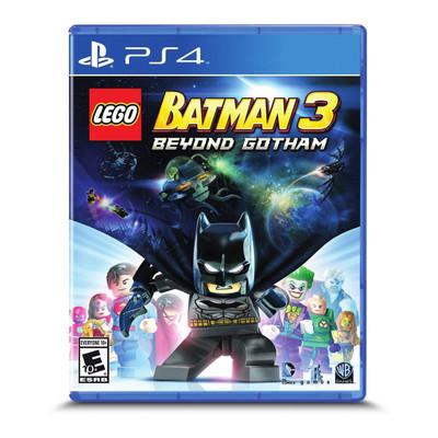 LEGO Batman 3: Beyond Gotham Video Game - Sony PlayStation 4 PS4