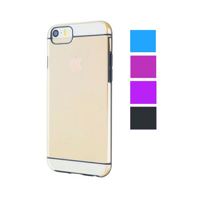 iHome Sheer Slim Double Injected Anti Scratch Snap On Cover Case for iPhone 6