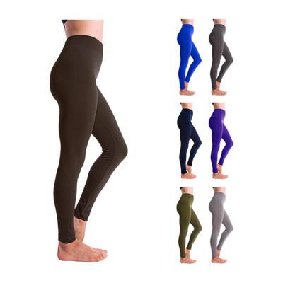 Altatac Seamless Full Length High Waist Fleece Lined Leggings for Women