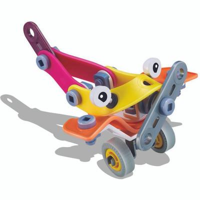 Alta Adjustable Interchangeable Kids Toy Car, Custom Designed, Soft Pieces