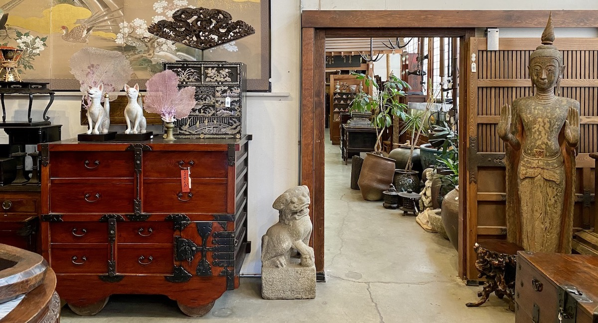 Japanese Tansu and Furniture