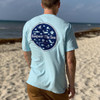 Pocketed Respect The Sea Short Sleeve