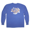 Pocketed Turtle Waves Long Sleeve