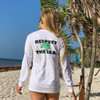 Respect The Sea Turtle Long Sleeve