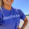 Respect The Sea Short Sleeve