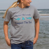 Gray Protect The Locals Short Sleeve