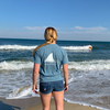 Shark Fin Swimming Short Sleeve