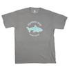 Gray RTS Aztec Shark Short Sleeve