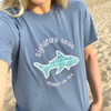 Deep Blue RTS Aztec Shark Short Sleeve