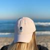 Pink Seahorse Hat