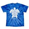 Tie Dye Turtle Short Sleeve