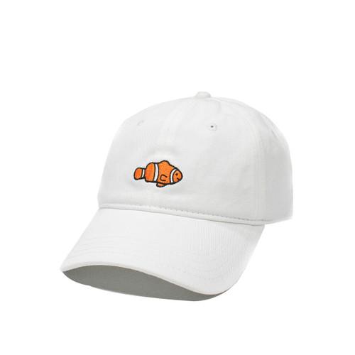 White Signature Clownfish Hat