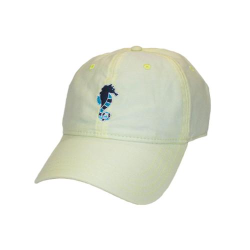 Yellow Seahorse Hat