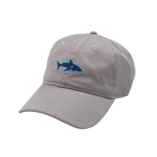 Gray Shark Hat