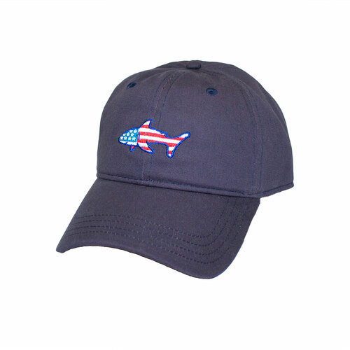 Navy Flag Shark Hat