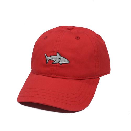 Nautical Red Shark Hat