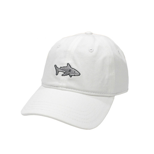 White Shark Hat