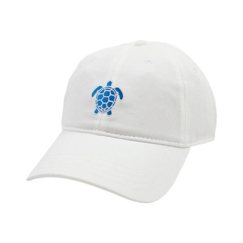 White Sea Turtle Hat