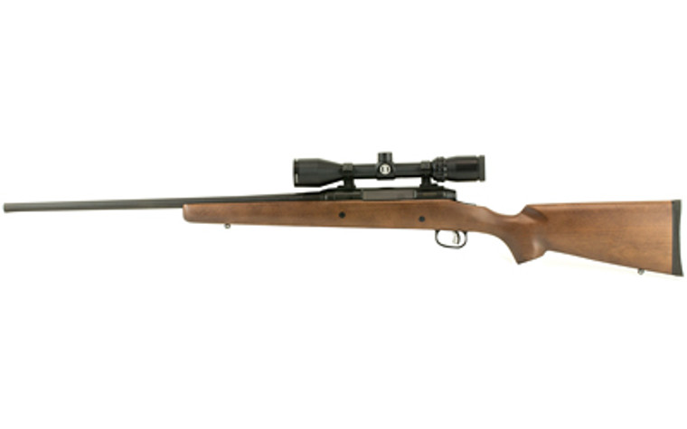 Savage Axis II XP 6.5 Creedmore Wood Stock and Scope
