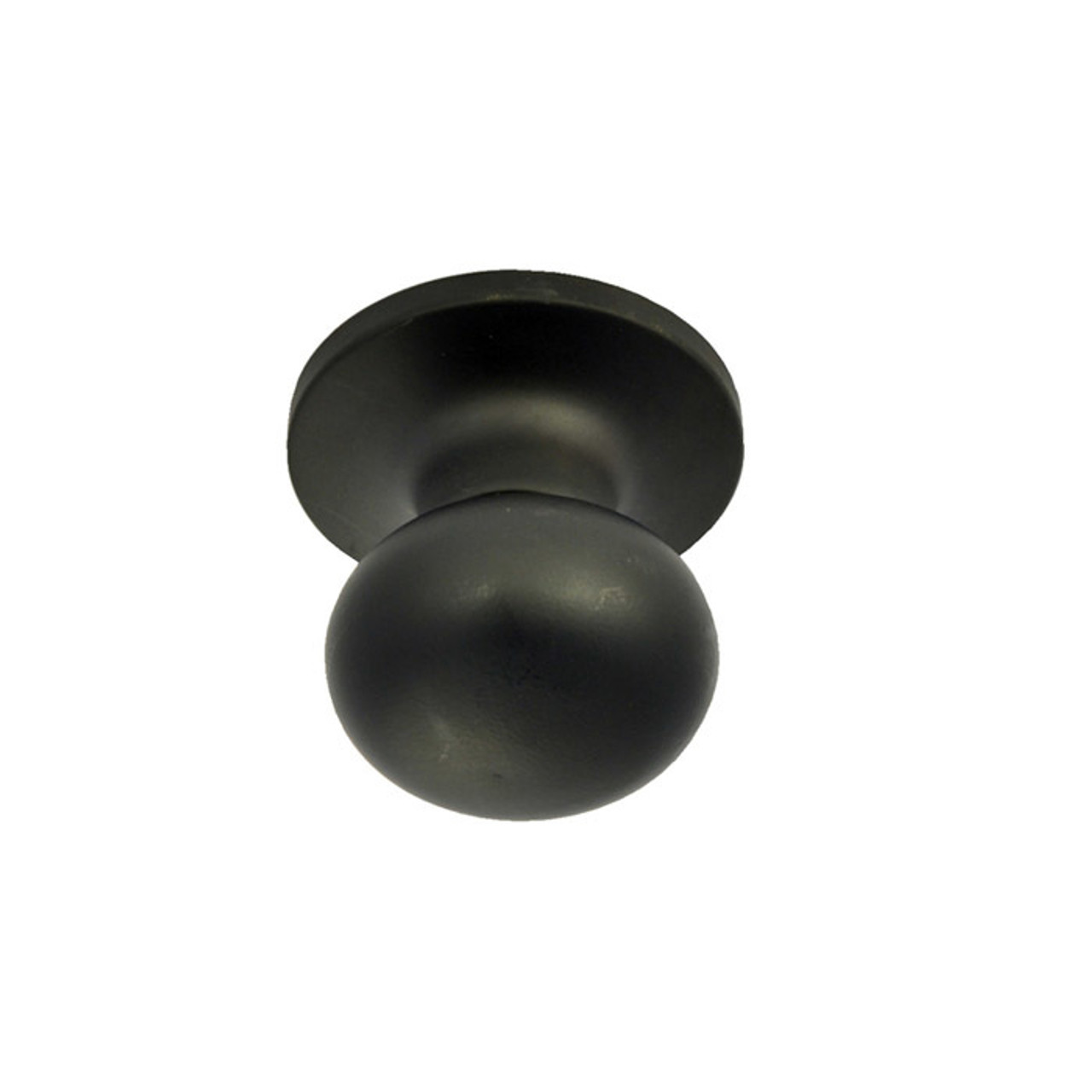 Matte Black Door Knobs