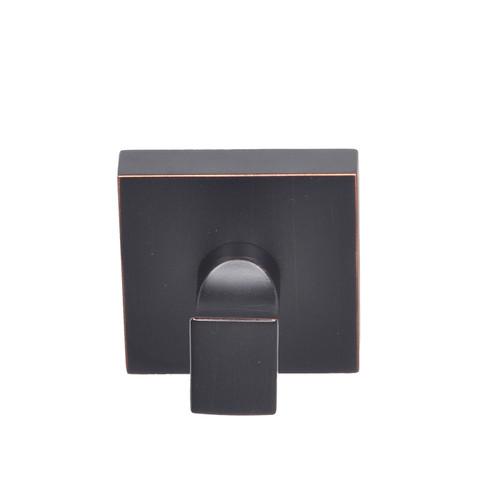 Dark Bronze Santa Cruz Robe Hook 9101DB from Santa Cruz Bathroom accessories collection by Better Home Products