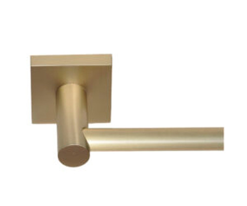 Satin Brass Tiburon Towel Bar