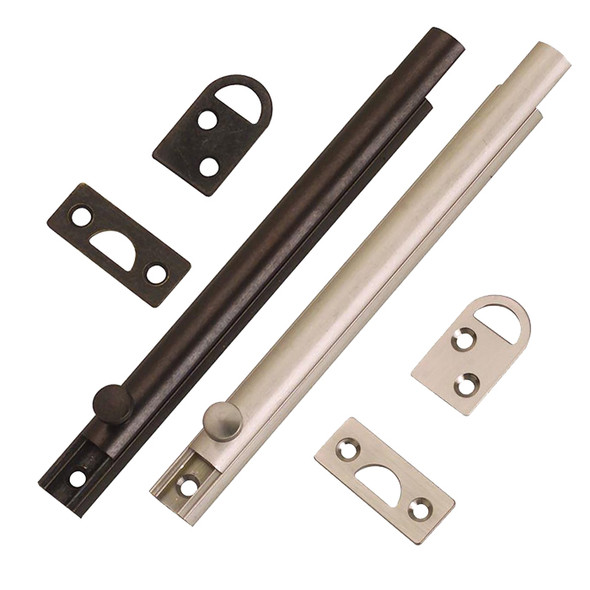 "6"" Surface Bolt Door Hardware by Delaney Hardware sold by Complete Home Hardware"