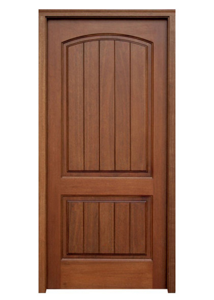 Mahogany Decatur Hendersonville Single Door
