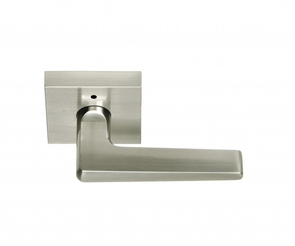 Satin Nickel Tiburon Right Hand Privacy Lever by Better Home Products- Preferred Authorized dealer Complete Home Hardware Franklin, TN
